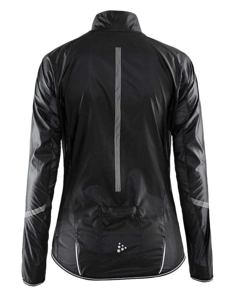 Craft, Manteau Featherlight Jacket Noir pour Femme