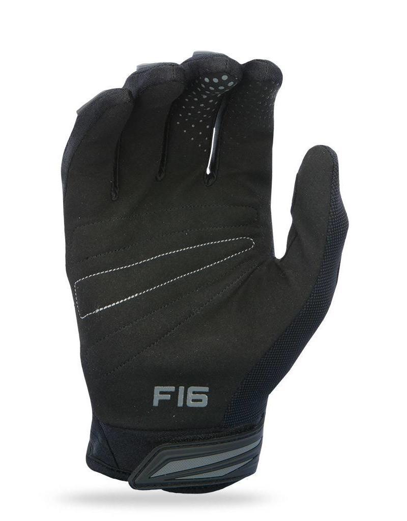 Fly Racing, Gants F-16 Noir