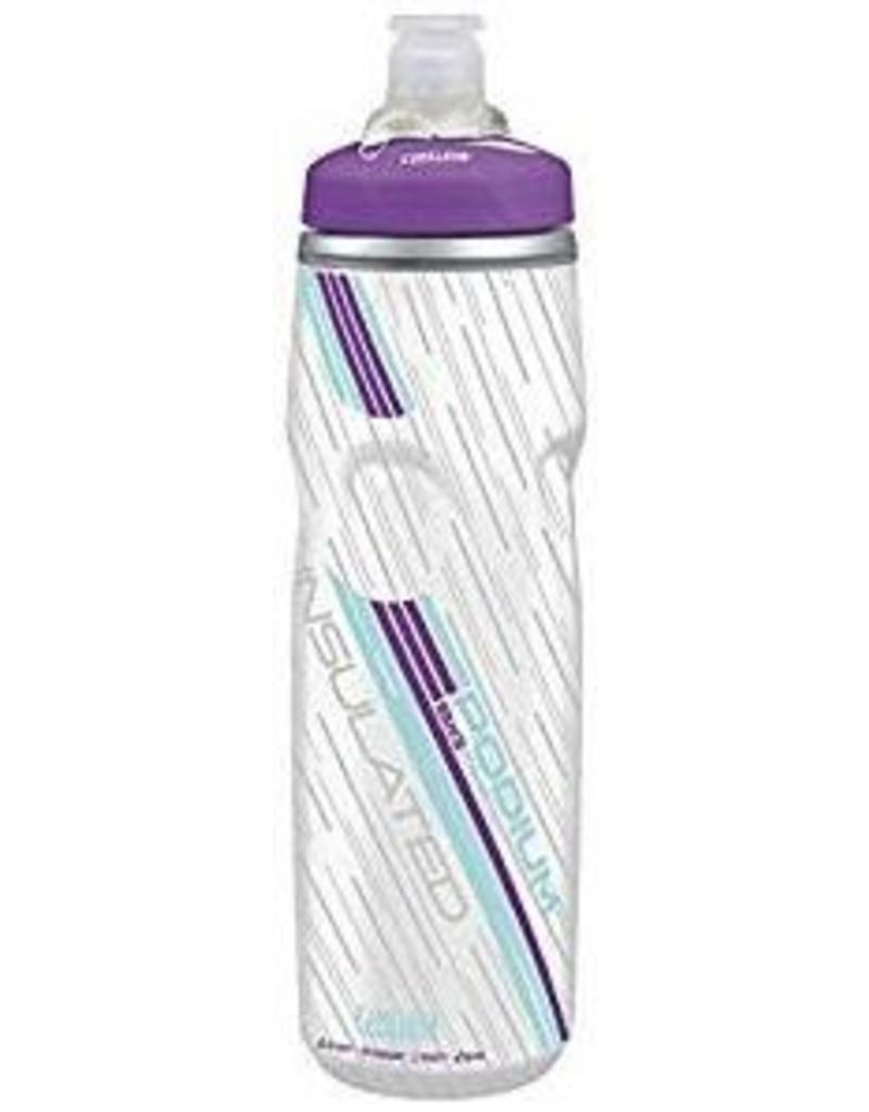 Camelbak, Bidon Podium Big Chill Mauve 25 oz
