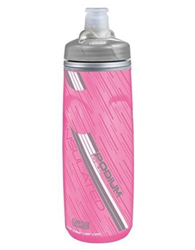 Camelbak, Bidon Podium Chill Rose 600ml / 21oz