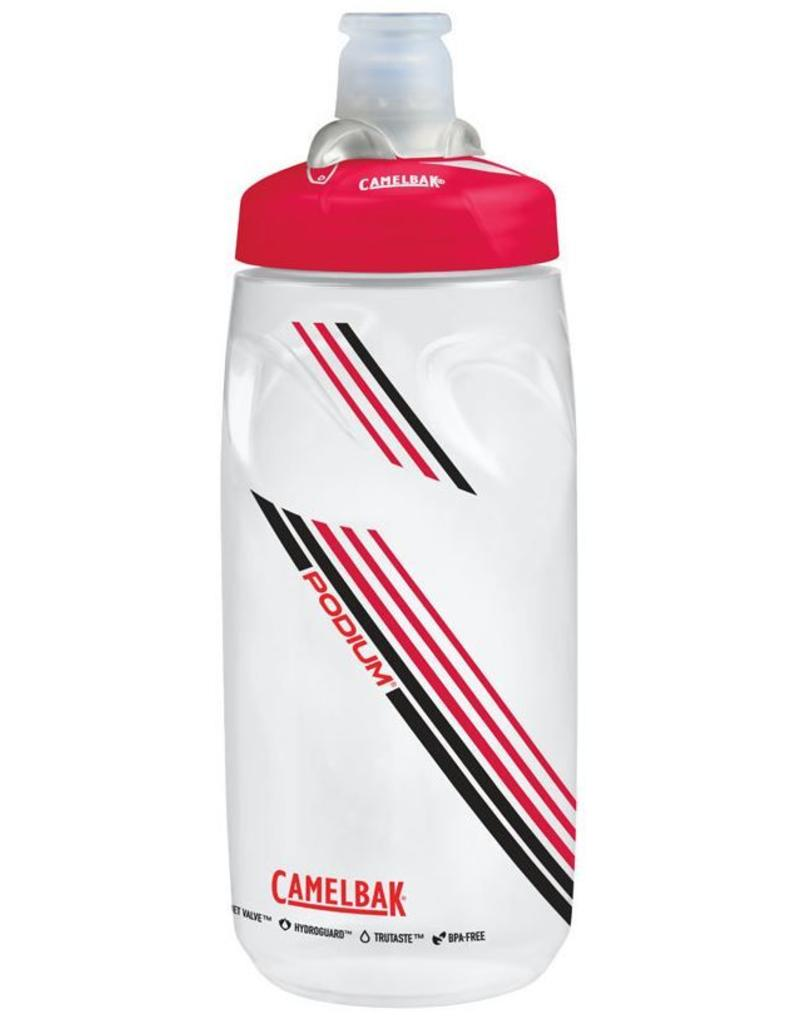 Camelbak, Bidon Podium rouge/rouge 620ml / 21oz