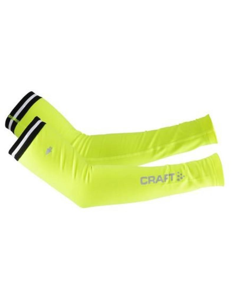 Craft, Arm Warmer Jaune