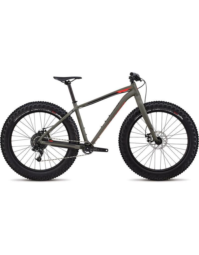 Specialized Specialized Fatboy SE (Vert/rouge)