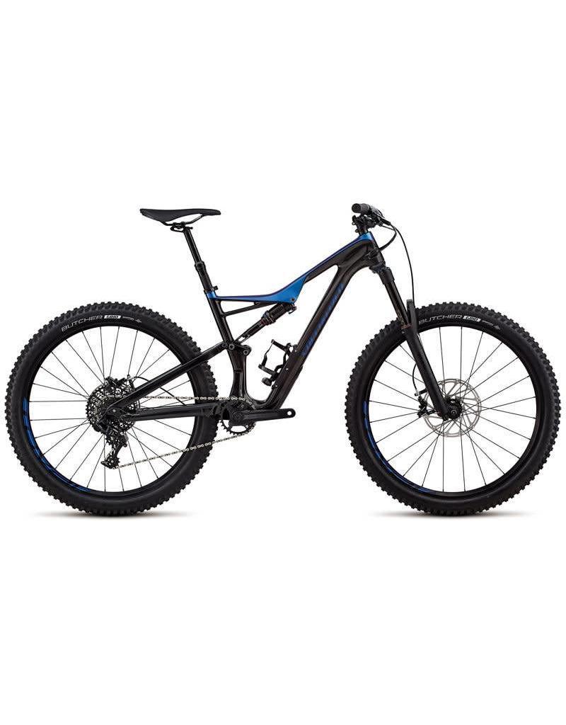 Specialized Specialized Stumpjumper FSR Comp Carbon 27.5 (Noir/bleu)