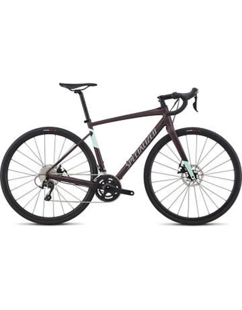 Specialized Specialized Diverge E5 Comp W (Castberry/Mint))