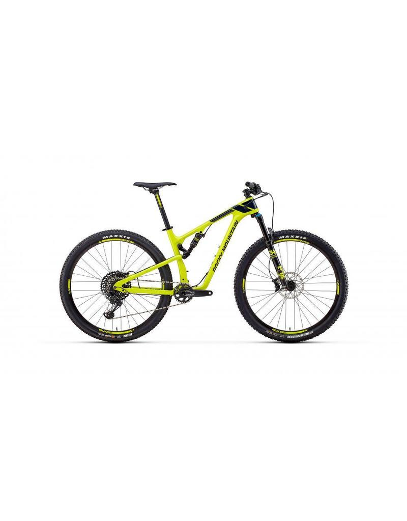 Rocky Mountain Rocky Mountain Element Carbone 50 (Vert/Bleu)