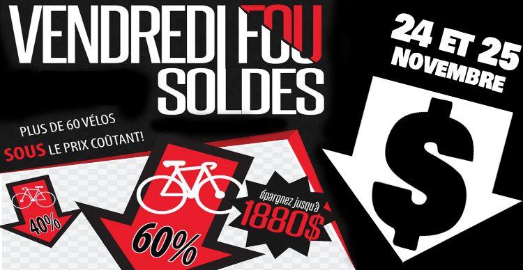 Grand solde FOU 24-25 Novembre ! BLACK Friday Super Sale !