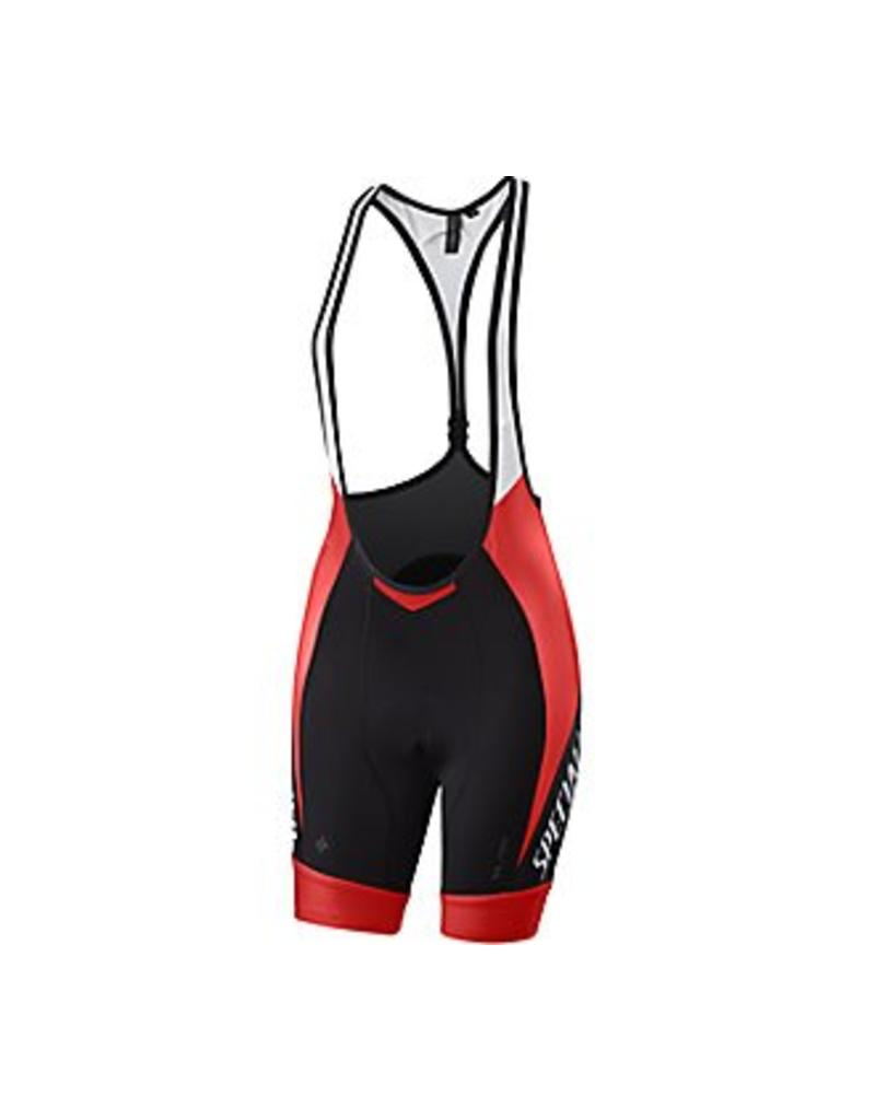 Specialized Equipement Specialized, bib SL Pro Femme (Team Rouge)