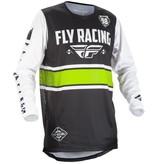 Fly Racing Fly Racing, Jersey Kinetic Era (Noir)