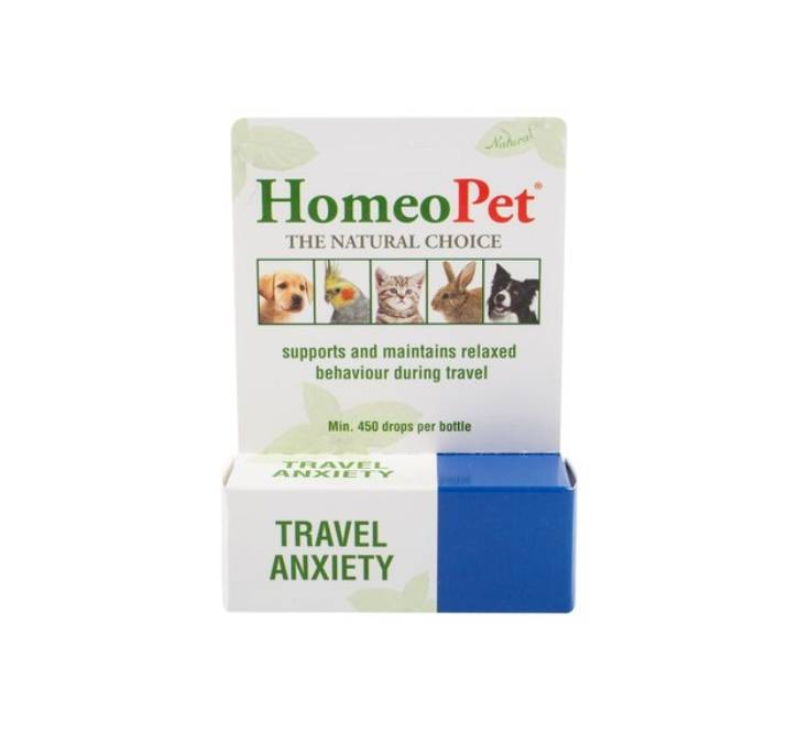 Homeopet - Travel Anxiety 15ml