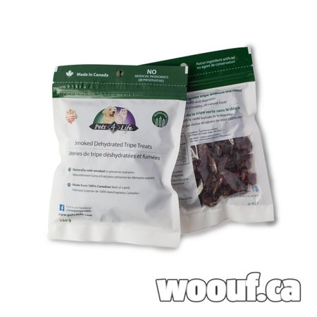 Pets 4 Life  - Bouchees Tripe - Variety Pack