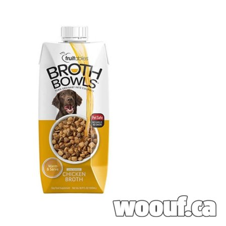 Fruitables - Broth Bowls - Chicken 500ml