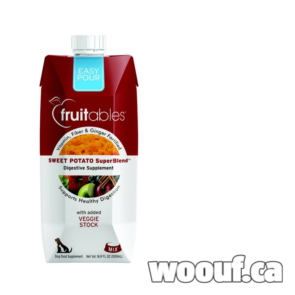 Fruitables - Supplement Easy - Patate Douce 500ml