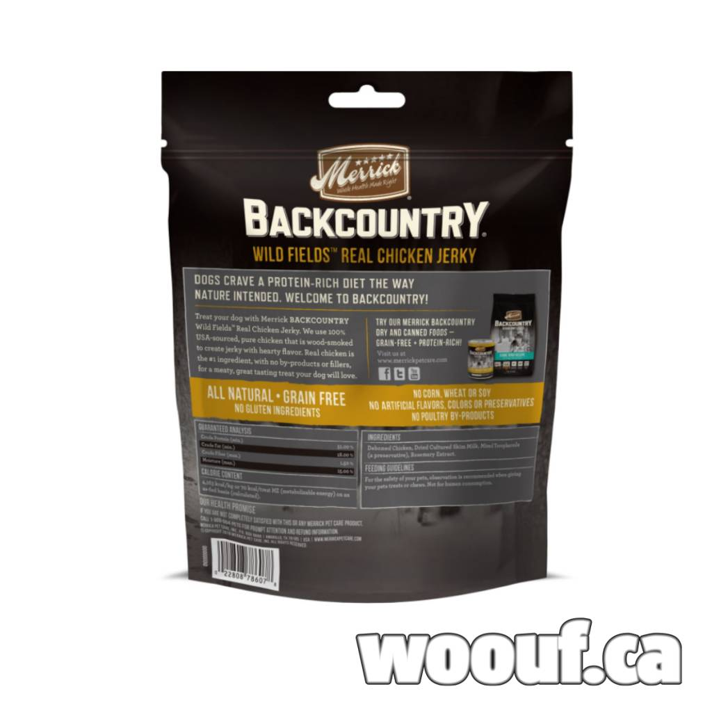 M. Backcountry - Real Chicken Jerky