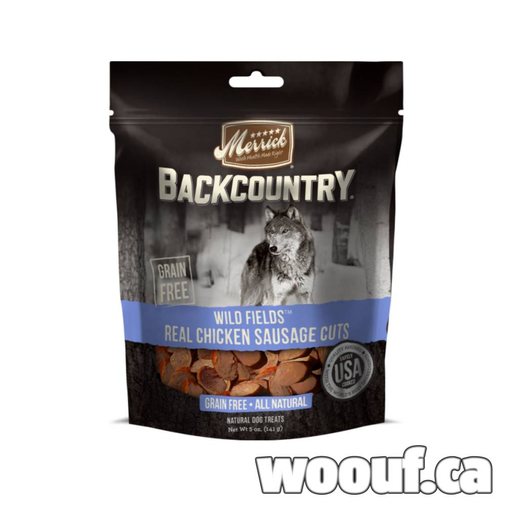 M. Backcountry - Real Chicken Sausage Cuts