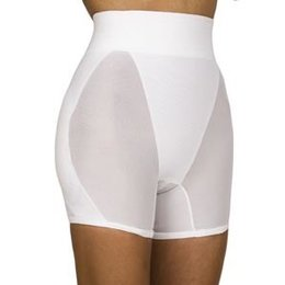 Underworks Underworks Rear and Hip Padded Brief 514, White