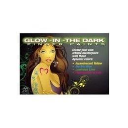 Kingman Industries Glow-In-The-Dark Body Paint