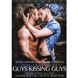 Icon Male Guys Kissing Guys DVD