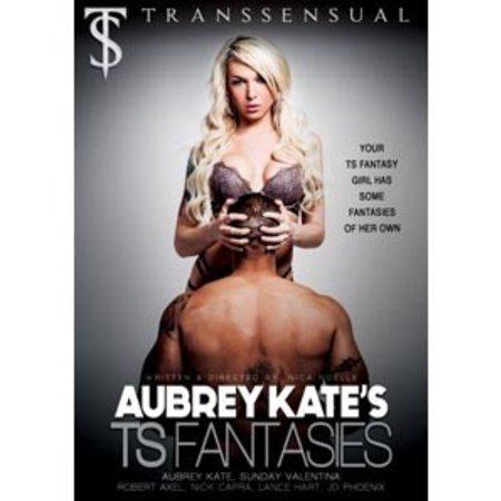 Trans Sensual Aubrey Kate TS Fantasies DVD