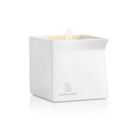 Jimmyjane Afterglow Massage Candle Vanilla