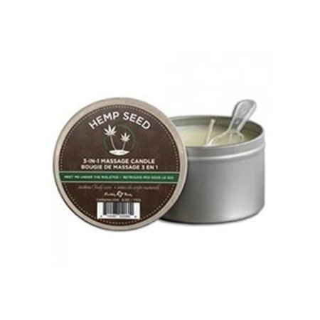 Earthly Body Earthly Body Holiday Massage Candle Meet Me Under the Mistletoe
