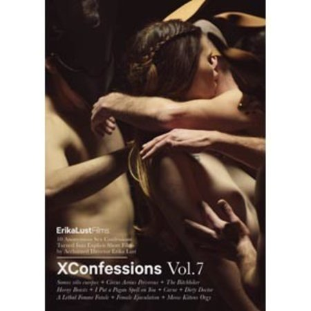 Lust Films Xconfessions Volume 7 DVD