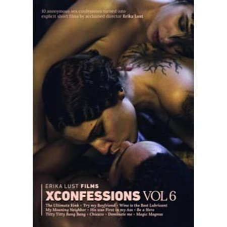 Lust Films Xconfessions Volume 6 DVD