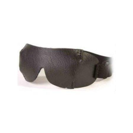 Leatherbeaten Blind Jockey Leather Blindfold