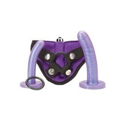 Tantus Bend Over Beginner Kit, Purple Haze