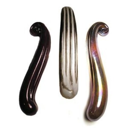 Fucking Sculptures G-Spoon Glass Dildo, Small