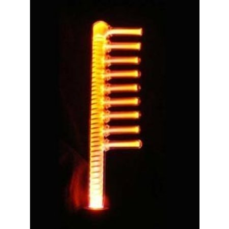 Dr. Clockwork Dr. Clockwork Comb Electrode, Orange