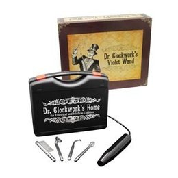Dr. Clockwork Dr. Clockwork Solid State Violet Wand Kit Purple