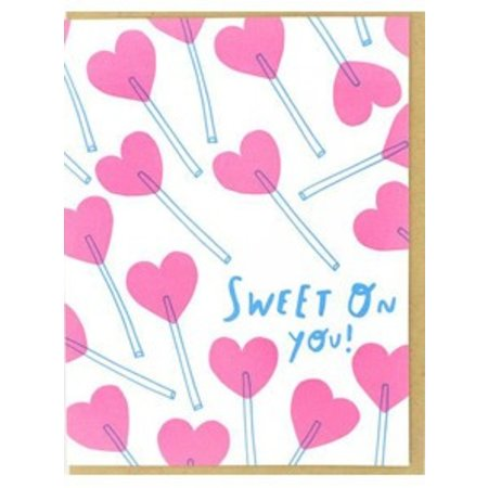 HelloLucky Sweet On You Greeting Card