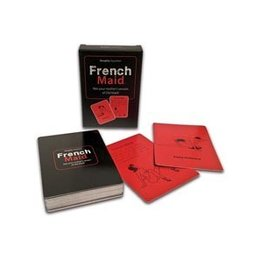Naughty Appetites French Maid Card Game