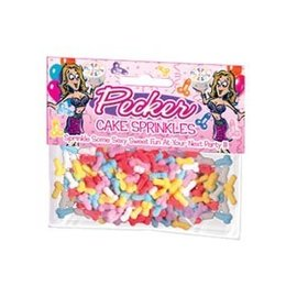 Hott Products Pecker Cake Sprinkles
