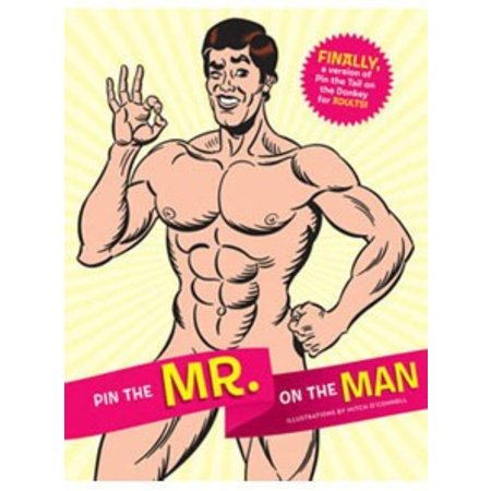 Chronicle Pin The Mr. on the Man