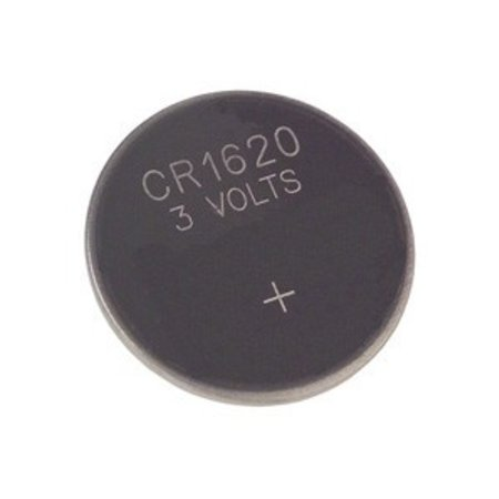 Unknown CR1620 Battery, single battery
