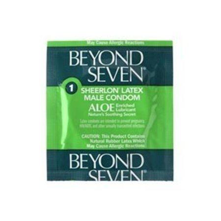 Okamoto Beyond Seven Aloe Vera Condom