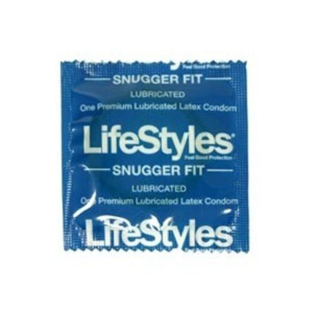 Lifestyles Lifestyles Snugger Fit Condom