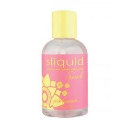 Sliquid Sliquid Swirl Flavored, Pink Lemonade