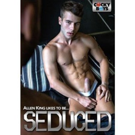 Cockyboys Allen King Likes to be Seduced DVD