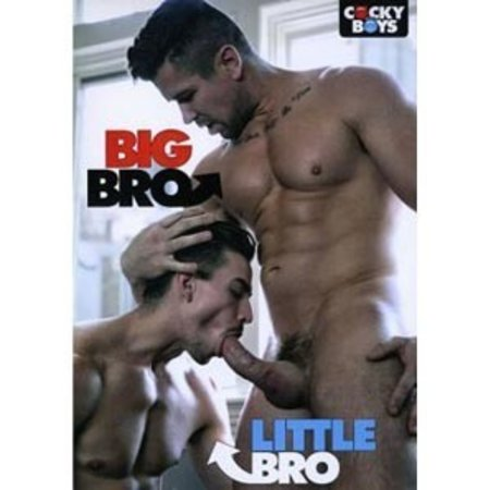 Cockyboys Big Bro Little Bro DVD