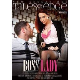New Sensations Boss Lady DVD