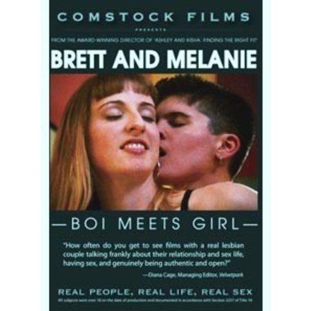 Comstock Brett & Melanie: Boi Meets Girl DVD