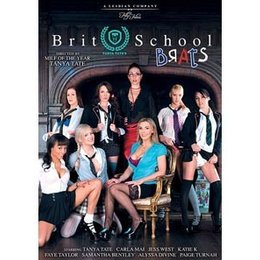 Filly Films Brit School Brats DVD
