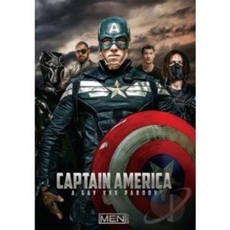 Captain america porn gay
