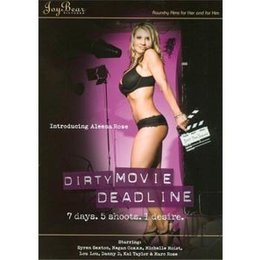 JoyBear Dirty Movie Deadline DVD