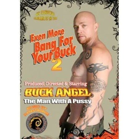 Buck Angel Even More Bang for Your Buck 2 DVD