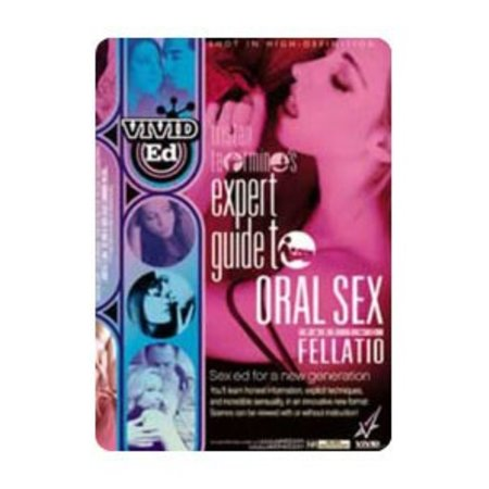 Vivid Expert Guide to Oral Sex: Fellatio DVD