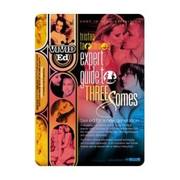Vivid Expert Guide to Threesomes DVD